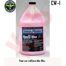 Insta Finish Cherry Wet Wax, Hand or machine glaze/Wax, 1 Gallon, CW-1