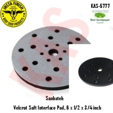 Sonbateh Velcro Soft Interface Pad, 6 x ...