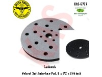 Sonbateh Velcro Soft Interface Pad, 6 x 1/2 x...