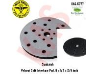 Sonbateh Velcro Soft Interface Pad, 6 x 1/2 x...
