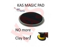 "KAS New Skin 6"" SCRUBBER Pad, NO More Cl..."