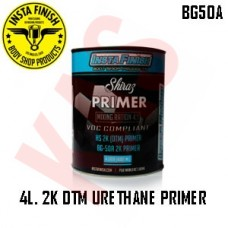 Shiraz Euro Classic DTM Primer (2.1 VOC) Light Gray, 1Gallon, Hardener included only for retail customers and body shops, BG50A