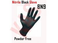 AUTOBODY SOLUTIONS POWDER-FREE NITRILE Black ...