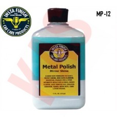 Insta Finish Metal Polish, MP-12 is the world best Aluminum & Metal Heavy Duty Polish, MP-12