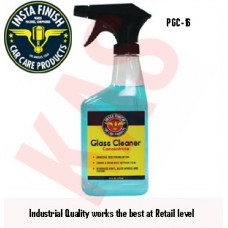 Insta Finish Premium Glass Cleaner, 16oz, Truly #1, PREMIUMGLASSCLEANER, PGC-16