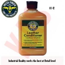 Insta Finish Leather Conditioner, 12oz, LC-12