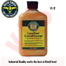 Insta Finish Leather Conditioner, 12oz, ...