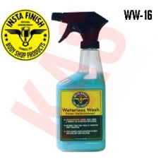 Insta Finish Waterless Wash, #1 choice for environment and saving water, 16oz, WW-16