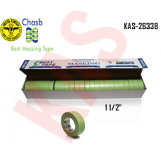 Chasb Performance Green Masking Tape, 1-...