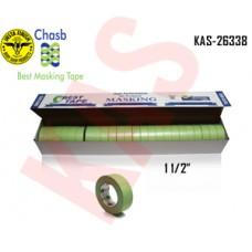 Chasb Performance Green Masking Tape, 1-...