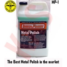 Insta Finish Metal Polish, MP-1 is the world best Aluminum & Metal Heavy Duty Polish, 1G, MP-1