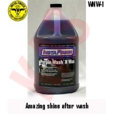 Insta Finish Wash N Wax, The best carwas...