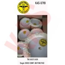 Single Sided Wool Buffing Pad, KAS-5719...