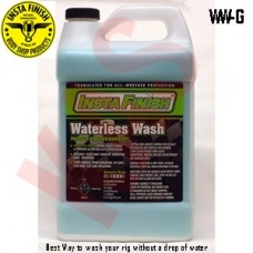 Insta Finish Waterless Wash, #1 choice for environment and saving water, 1Gallon, WW-G