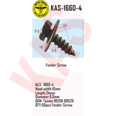 Insta Finish Universal Fender Screw for ...