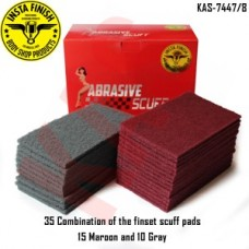 Sonbateh Abrasive Finishing Pads fine/Ve...