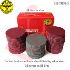 Sonbateh Abrasive Velcro Finishing Pads ...