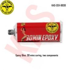 Chasb  Epoxy Glue, 30 mins curing, two c...