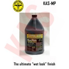 Insta Finish Micro Polish, The ultimate wet look machine use only, 1 Gallon, KAS-MP