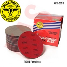 Sonbateh Blending Foam Disc, 6in, 15 dis...