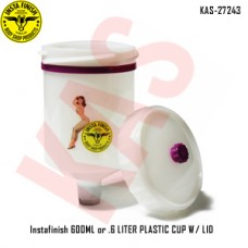 Instafinish 600ML or .6 L Gravity Flow P...