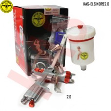 Instafinish full-size HVLP spray gun, 2....