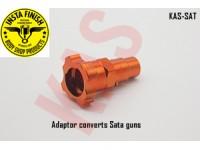 Instafinish Adapter 4 Sata spray guns, Color ...