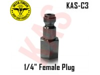 "Instafinish C3 1/4"" NPT FeMale Quick Typ..."