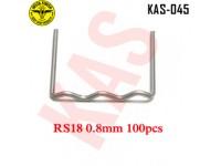 Instafinish Hot Stapler Flat STAPLES, RS18, ....