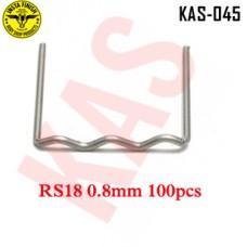 Instafinish Hot Stapler Flat STAPLES, RS...