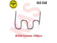 Instafinish Hot Stapler Wave STAPLES, RS26, ....