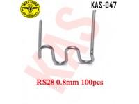 Instafinish Hot Stapler Wave STAPLES, RS28, ....