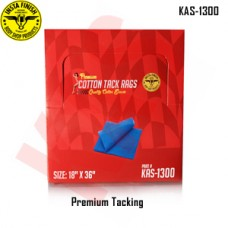 Instafinish Basecoat/Clearcoat TACK CLOTH, Q12, Color Blue, KAS-1300