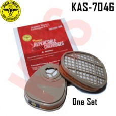 Instafinish Organic Vapor Cartridge, 2 p...