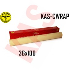 "Instafinish SELF-ADHERING COLLISION WRAP 36"" x 100', 3Mil, KAS-CWRAP"