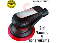 Instafinish Orbital Sander, 2in1,  Self-Gener...