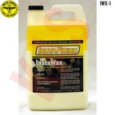 Insta Wax, A high gloss one-step liquid polymer wax, 1 Gallon, IWX-1