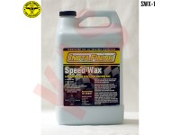 Speed Wax, A high gloss one-step liquid polym...