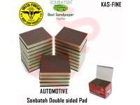 Sonbateh Softback Sanding Sponge/ Fine, grits...