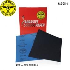 Sonbateh Wetordry Sheet, P180A Grit, 9 i...