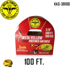 "Instafinish Yellow 3/8"" x 100FT Hybrid P..."
