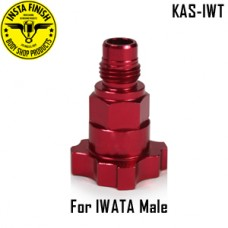 Instafinish Adaptor for IWATA guns, Male...