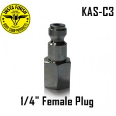 "Instafinish C3 1/4"" NPT FeMale Quic..."