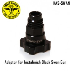 Instafinish Adaptor for Black Swan guns,...