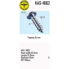 Insta Finish Universal Tapping Screw, He...