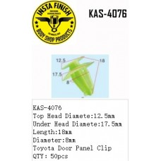 Insta Finish Green Clip for Toyota, Top ...