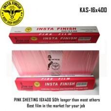Instafinish Corona treated Pink Plastic ...