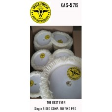 Single Sided Wool Buffing Pad, KAS-5719...