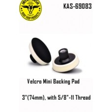 """MICRO HOOK BACKING Pad with 5/8""""-11..."""
